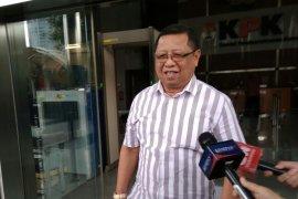 Bupati Tulungagung Maryoto Birowo dicecar 27 pertanyaan oleh penyidik KPK