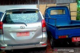 Sat Pol PP Kabupaten Malra tarik kendaraan dinas mantan pejabat