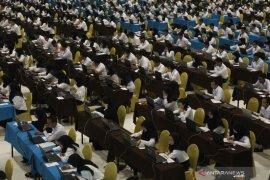 54.600 peserta ikuti seleksi CPNS Pemprov Jatim