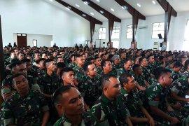 700 personil TNI dikirim ke Papua Barat