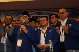 Zulkifli Hasan kembali terpilih sebagai Ketum DPP PAN