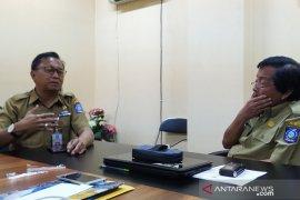 Harga bawang putih di Bangka Belitung turun jadi Rp43.000/kilogram