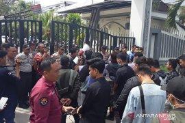 Mahasiswa Kaltim demo dugaan korupsi  RS Taman Husada Bontang