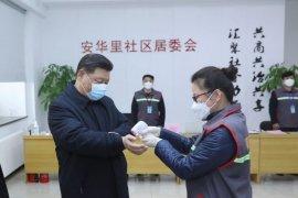Provinsi Hubei konfirmasi total kasus corona 31.728 dengan 974 orang meninggal