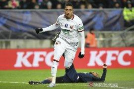Rennes lewati tim kasta keempat menuju semifinal Piala Prancis