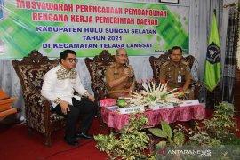 Achmad Fikry: Kecamatan telaga Langsat sentra lumbung padinya HSS