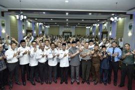 Gubernur: data akurat penduduk kunci utama kesuksesan pembangunan