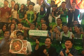 "Dorong pertumbuhan bisnis UMKM, Grab perluas jaringan ""cloud kitchen"" di Surabaya"