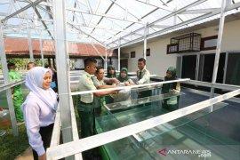 Dukung program 1 juta petani millenial, Polbangtan Medan terapkan pembelajaran TEFA, diantaranya aquaponik