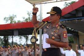 Mantan Kapolda Kalbar ajak personel polisi cintai institusinya