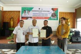 Wali kota-Kajari Tebing Tinggi tandatangani MoU