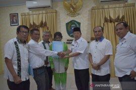 Arwin terima audiensi NPC Padangsidimpuan