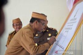 DPRD apresiasi pencanangan Zona Integritas Kejari Gorontalo Utara
