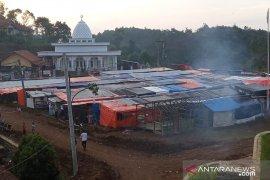 Relokasi korban bencana di Sukajaya Bogor diprioritaskan di empat titik