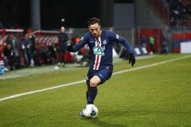 PSG sikat Dijon 6-1 untuk menuju semifinal Piala Prancis
