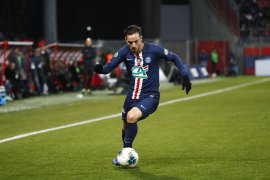 Piala Prancis, PSG bantai Dijon 6-1 ke semifinal