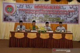 Bupati HSS buka konferensi XXII PGRI