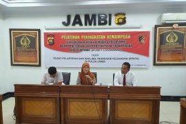 Ditreskrimsus Polda Jambi gelar pelatihan penyidik TPPU