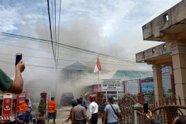20 napi ditetapkan sebagai tersangka kerusuhan di Rutan Kabanjahe