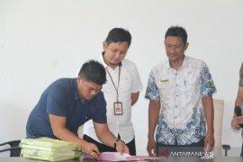 Enam proyek infrastruktur dari pusat diserahterimakan ke Pemkab Paser