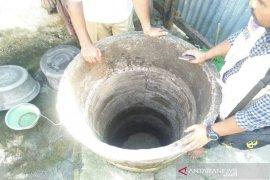 Kemarau panjang, delapan desa di Aceh Jaya kesulitan air bersih