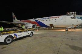 Malaysia Airlines terbang perdana rute Kuala Lumpur - Kertajati