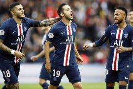PSG melaju ke semifinal Piala Prancis usai taklukkan Dijon 6-1