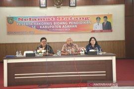 Bupati Asahan buka rapat bidang pendidikan