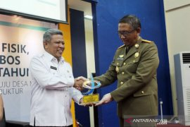 Pemkab Kubu Raya raih penghargaan dari DJPb