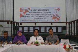KPU Medan matangkan persiapan  penyerahan dukungan calon perseorangan