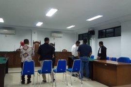 Sidang korupsi genset RSU Langsa Rp1,8 miliar ditunda