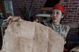 Nyai Kundan, perempuan pembuat pakaian kulit kayu
