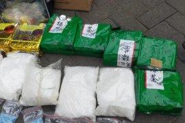 Polisi sita puluhan kilogram sabu-sabu dari seorang pengedar