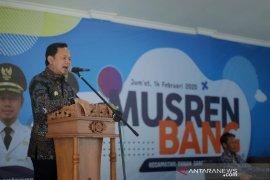 Musrenbang, Bima Arya usulkan rencana anggaran tahun 2021