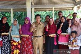 Pemerintah Kabupaten Bangka Tengah salurkan bantuan PKH