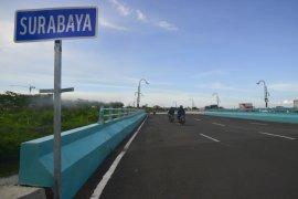 Jalan MERR II C Gunung Anyar Surabaya sisi Barat mulai dibuka Sabtu