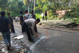 Tragis,  Kepala SDN Pringjajar Sukabumi tewas terlindas truk
