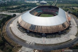 Ketum PSSI puji kemegahan Stadion Utama Riau kandidat arena Piala Dunia U20