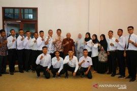 Bupati  lepas 16 warga Asahan Ikut BBPLK Bekasi