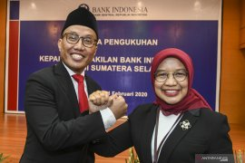 Sertijab Kepala Perwakilan Bank Indonesia Sumsel Page 4 Small
