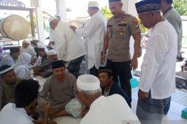 Polres Bangka gelar layanan kesehatan gratis jamaah masjid At Taqwa