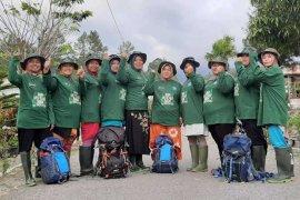 Tim penjaga hutan perempuan pertama di Aceh terbentuk
