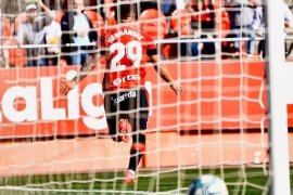 Liga Spanyol: Mallorca tinggalkan zona merah usai tundukkan Alaves