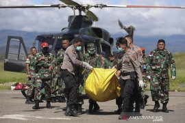 Bad weather caused Mi-17 crash in Papua: official