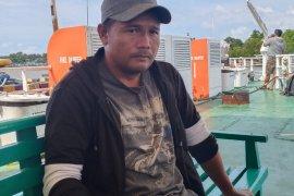 Nelayan hanyut asal Manado ditemukan di perairan Gorontalo Utara