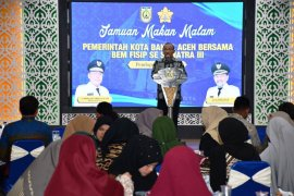 Pemko harapkan BEM Fisip se-Sumatera kawal demokrasi