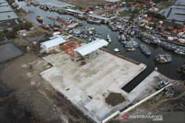 Pembangunan galangan kapal Karangsong