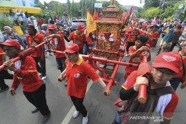 Perayaan Cap Go Meh Indramayu