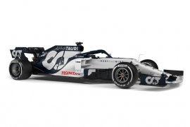 Alpha Tauri pamerkan mobil baru F1 2020
