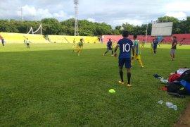 Manajemen Semen Padang FC sebut materi pemain sudah 100 persen